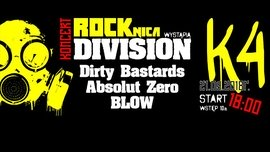Rocznica Division (Dirty Bastards/Blow/Absolut...